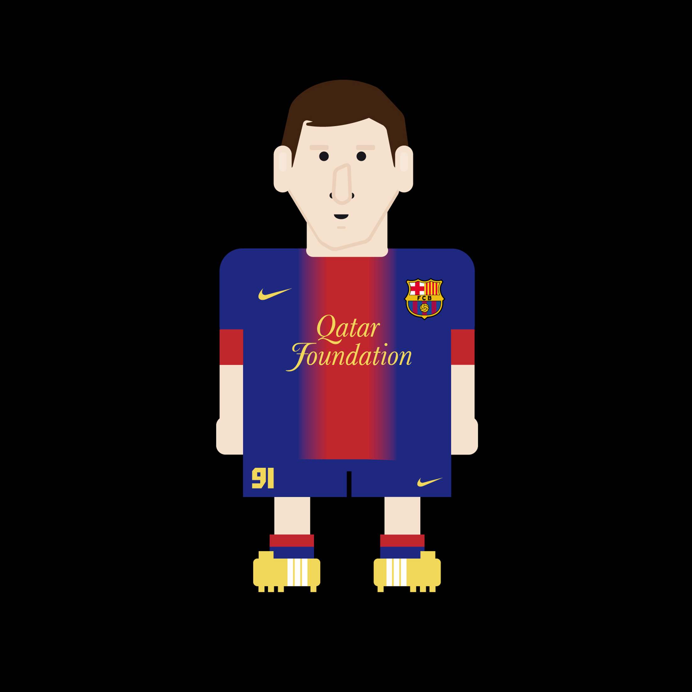 messi-fc-barcelona-tribute-91-goals
